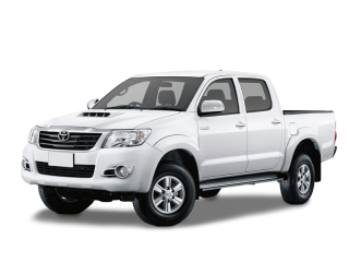 Toyota Hilux Car Hire Kenya